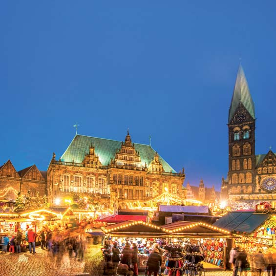 Traditional Christmas Markets on the Rhine with Titan Travel