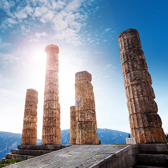 Ancient Wonders of Greece